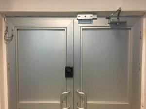 Karlı Kapı Geçiş Kontrol Sistemi